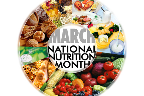 National Nutrition Month Archives